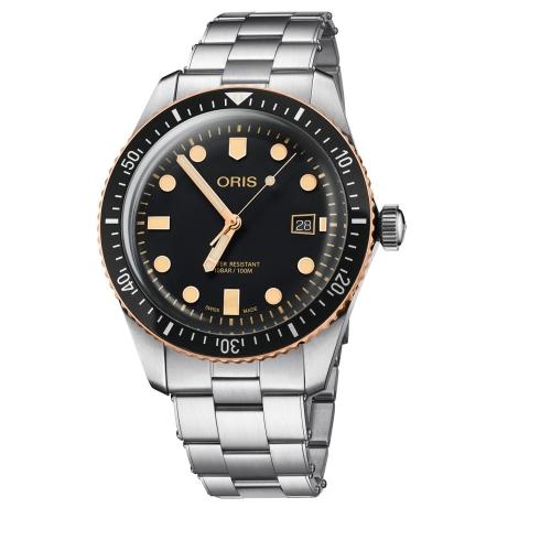 Reloj Oris Divers Sixty-Five - 01 733 7720 4354-07 8 21 18  - 1