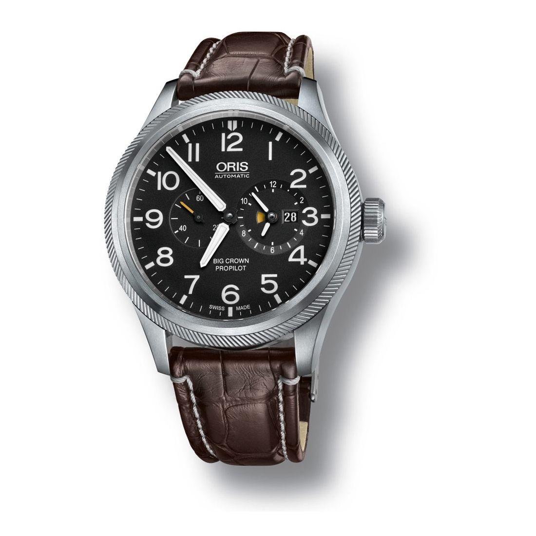 Reloj Oris Big Crown Propilot Worldtimer - 01 690 7735 4164-07 1 22 72FC  - 1