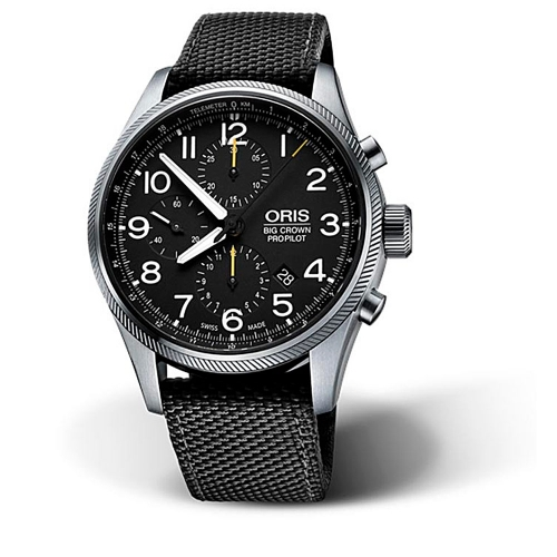 Reloj Oris Big Crown Propilot Chronograph - 01 774 7699 4134-07 5 22 15  - 1