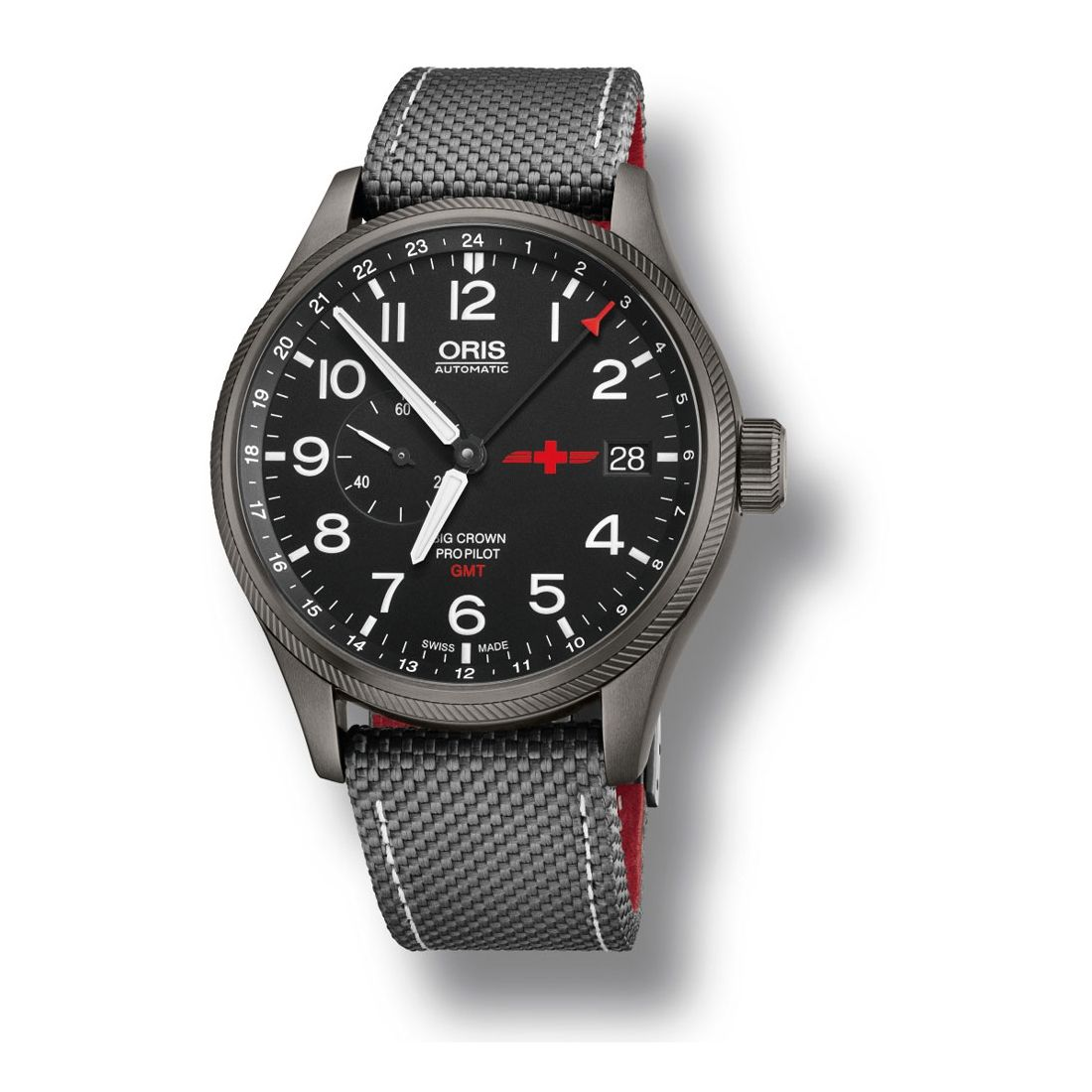Oris GMT Rega Limited Edition 01 748 7710 4284-SET  - 1