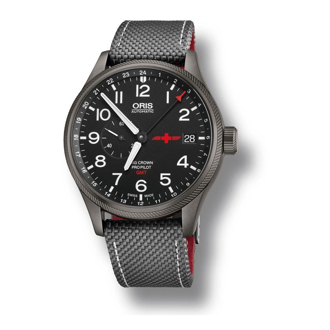Oris GMT Rega Limited Edition 01 748 7710 4284-SET  - 1