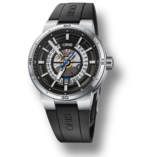 Reloj Oris TT1 Engine Date - 01 733 7752 4124-07 4 24 06FC  - 1