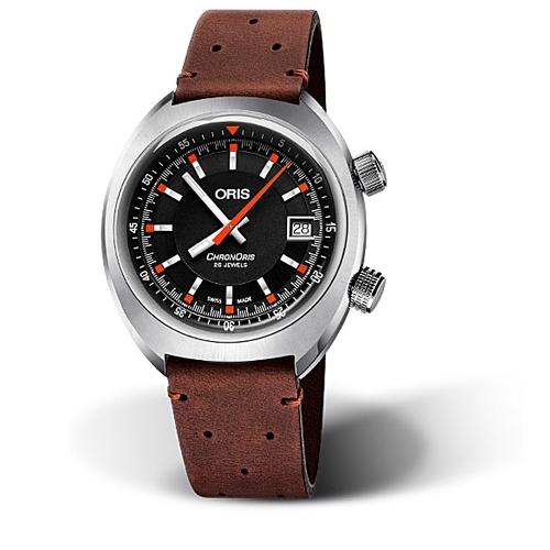 Reloj Oris Cronoris Date - 01 733 7737 4054-07 5 19 45  - 1