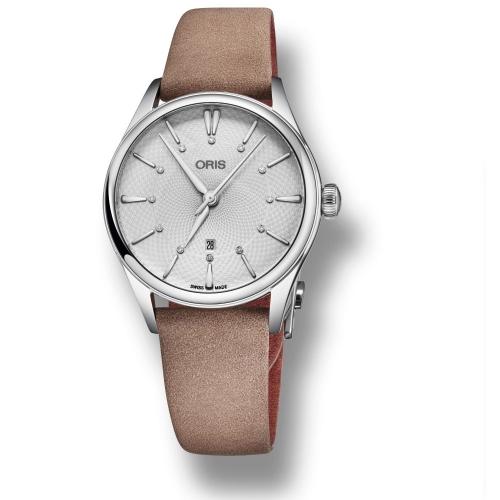 Reloj Oris Artelier Date Diamonds - 01 561 7724 4051-07 5 17 33FC  - 1