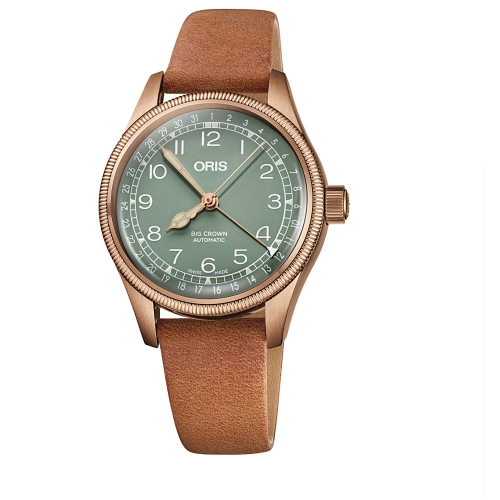 Reloj Oris Big Crown Bronze Pointer Date - 01 754 7749 3167-07 5 17 66  - 1