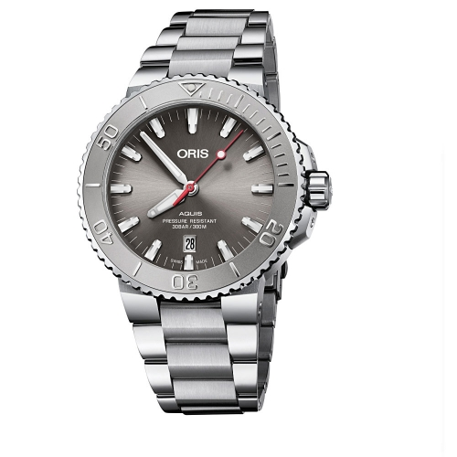 Reloj Oris Aquis Date Relief - 01 733 7730 4153-07 8 24 05PEB  - 1
