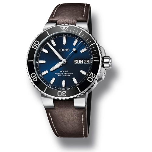 Reloj Oris Aquis Big Day Date - 01 752 7733 4135-07 5 24 10EB  - 1