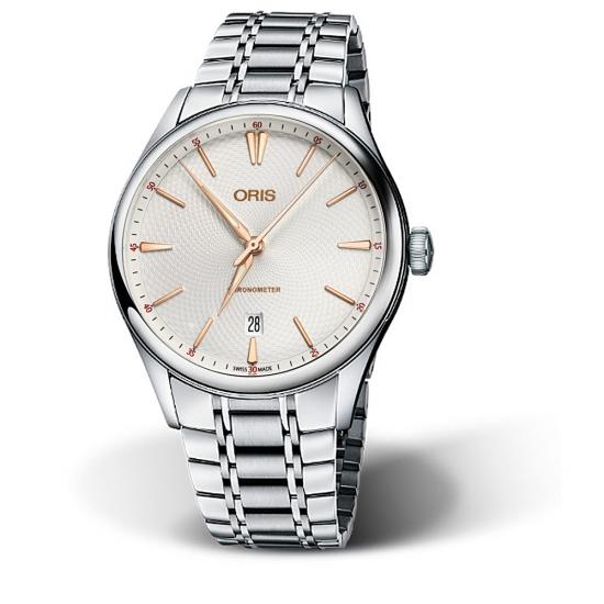 Reloj Oris Artelier Chronometer Date - 01 737 7721 4031-07 8 21 88  - 1