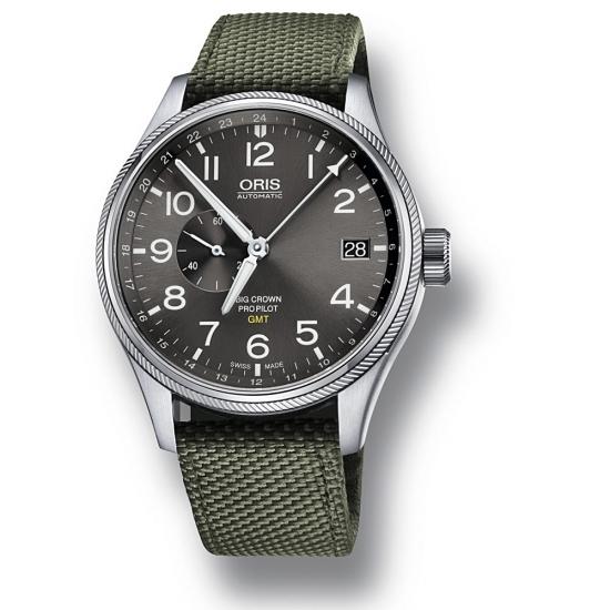 Reloj Oris Big Crown Propilot GMT - 01 748 7710 4063-07 5 22 14FC  - 1