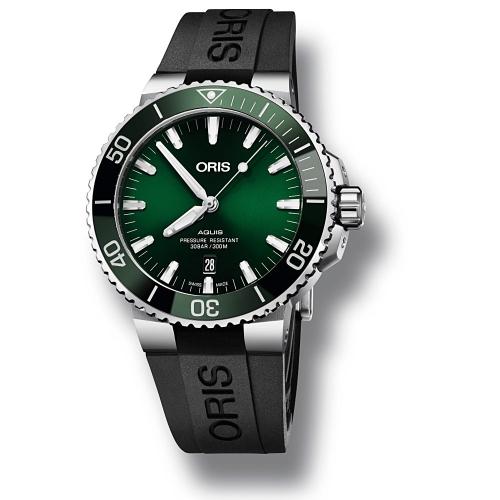 Reloj Oris Aquis Date - 01 733 7730 4157-07 4 24 64EB  - 1
