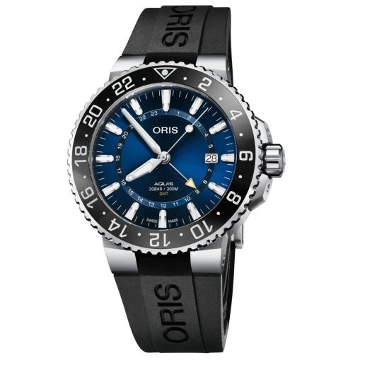 Reloj Oris Aquis GMT Date - 01 798 7754 4135-07 4 24 64EB  - 1