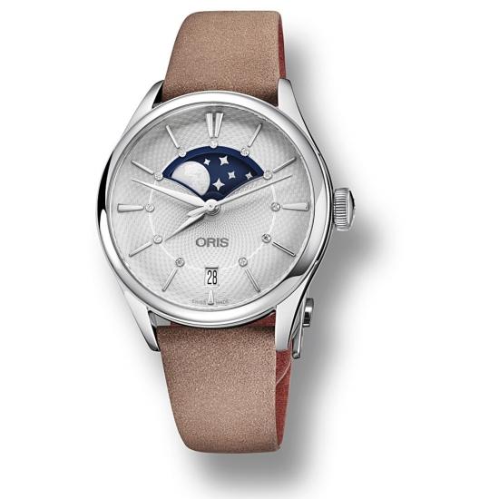 Reloj Oris Artelier Grande Lune Date - 01 763 7723 4051-07 5 18 33FC  - 1