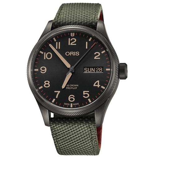 Reloj Oris 40Th Squadron Limited Edition - 01 752 7698 4274-SET TS  - 1