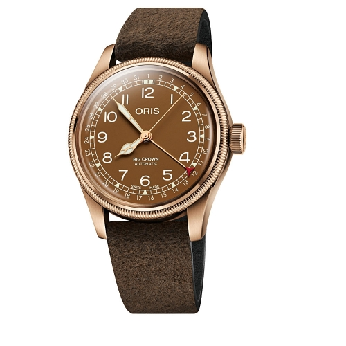Reloj Oris Big Crown Bronze Pointer Date - 01 754 7741 3166 – 07 5 20 74BR  - 1