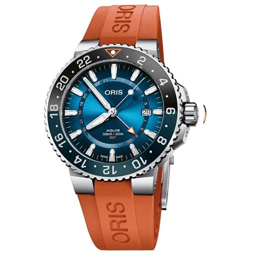 Reloj Oris Aquis Carysfort Reef Limited Edition - 01 798 7754 4185-SET RS  - 1