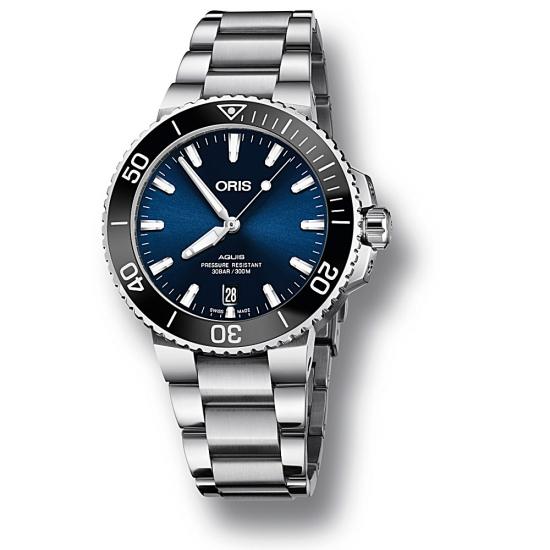 Reloj Oris Aquis Date - 01 733 7732 4135-07 8 21 05PEB  - 1