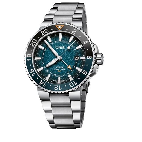 Reloj Oris Whale Shark Limited Edition - 01 798 7754 4175-Set MB  - 1