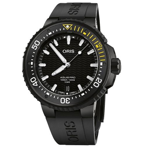 Reloj Oris Aquispro Date Calibre 400 - 01 400 7767 7754-07 426 64BTEB  - 1