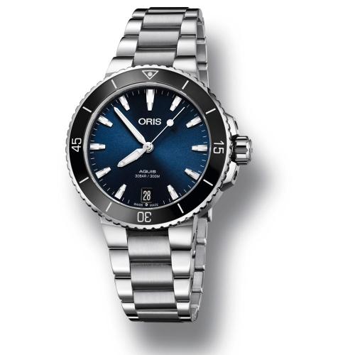 Reloj Oris Aquis Date - 01 733 7731 4135-07 8 18 05P  - 1