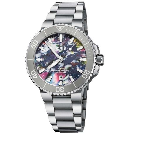 Reloj Oris Aquis Date Upcycle - 01 733 7766 4150-Set  - 1